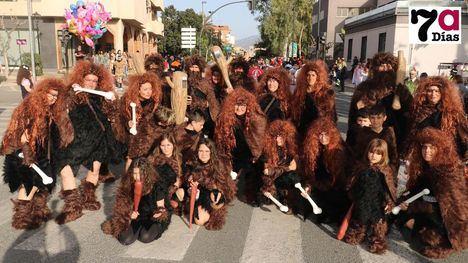 V/F La prehistoria, presente en el Carnaval con El Cocotazo