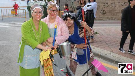 V/F Personajes muy españoles lideran el Carnaval 2020