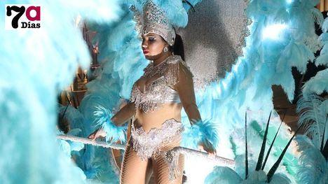 V/F El grupo de baile Samaná pone la fantasía en el Carnaval