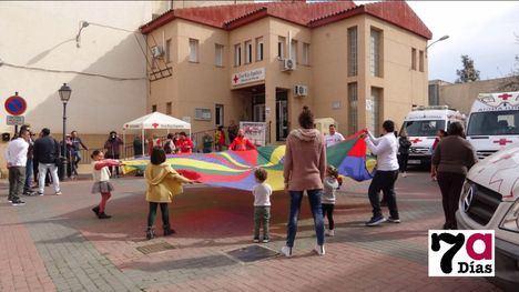 VÍDEO/FOTOS Jornada de puertas abiertas en Cruz Roja Alhama