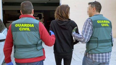 Dos detenidos por estafa y robo en Águilas a personas mayores