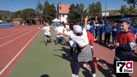 V/F Finaliza la primera fase de las Olimpiadas Escolares 2020