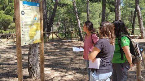 El Parque Regional de Sierra Espuña se suma al Día de los Bosques