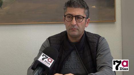 """VÍD. Felipe García: """"Los grupos de la oposición están a la defensiva"""""""