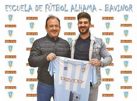 EF Alhama ficha a José María para entrenar a sus porteros