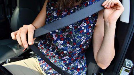 Alhama, Librilla y Totana, en la campaña del uso del cinturón