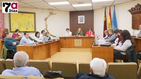 Los ediles del PSOE aprueban en solitario el Presupuesto para 2020