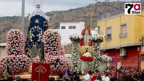 Imagen del Domingo de Resurrección de la Semana Santa de 2019.