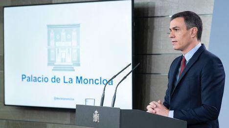 VÍDEO Sánchez comparece tras el Consejo de Ministros