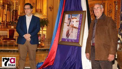 Foto de archivo de la presentación del cartel de Semana Santa 2020