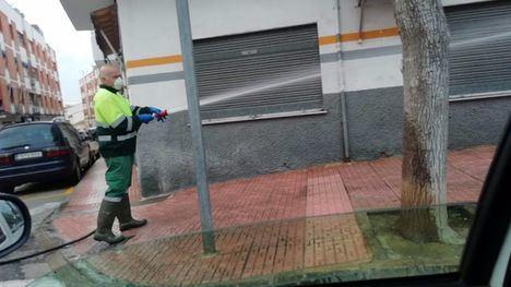 La limpieza se acentúa en supermercados y tiendas de alimentación