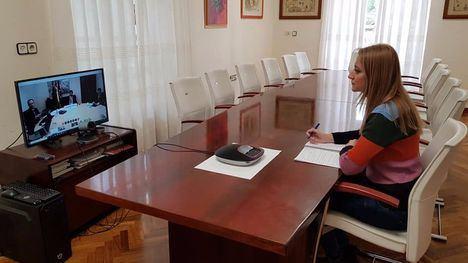 FOT. Alhama y Región coordinan acciones contra el coronavirus