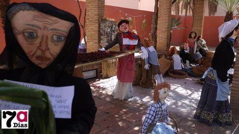 VÍD. Alhama se queda sin las fiestas de Los Mayos por el Covid19
