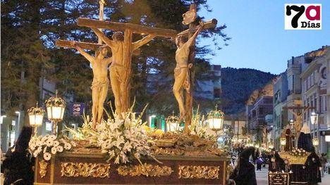 La 7TV emitirá la procesión de las Siete Palabras de Alhama