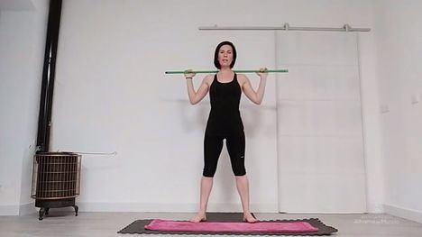 VIDEO Pilates y tábata, cita con el deporte este jueves de cuarentena