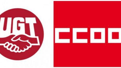 CCOO y UGT apoyan las nuevas restricciones del Gobierno por el Covid19