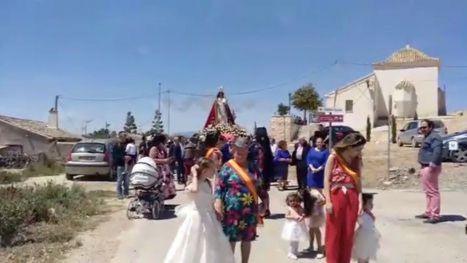 La pedanía de Las Cañadas aplaza sus fiestas patronales