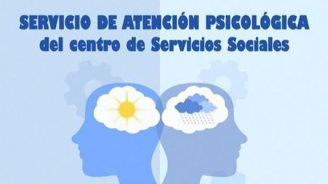 Bienestar Social pone en marcha un servicio de atención psicológica
