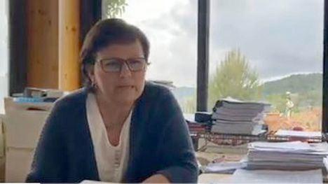 VÍDEO Sánchez Blesa reclama ayudas para el sector cultural