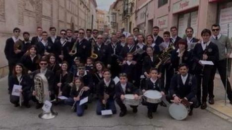 VÍ. Músicos de Alhama, en la marcha virtual de S. Juan de Totana