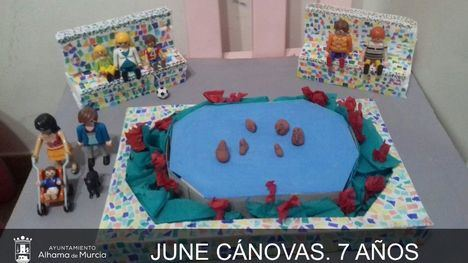 El Jardín de los Patos de June Cánovas, primer premio de maquetas