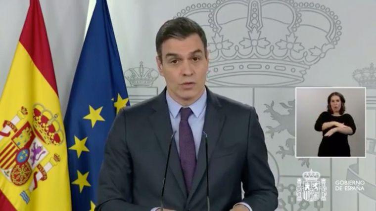 Sánchez anuncia unos 'Pactos de la Moncloa' para la economía