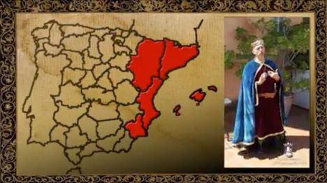 VÍDEO Jaime I, el Conquistador recuerda la sublevación mudéjar