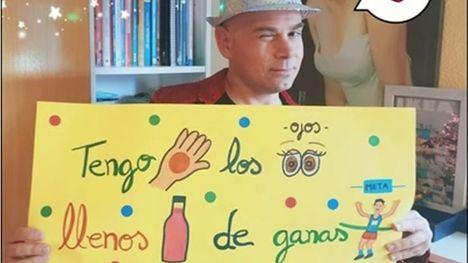 VÍDEO Mensaje de ánimo desde el Centro de Día de Las Salinas