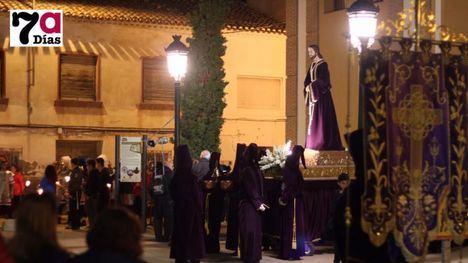 VIDEO El Lunes Santo en Alhama: el Prendimiento de Jesús