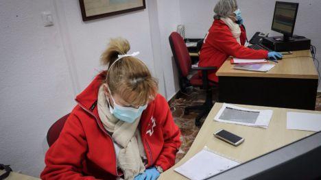 Cruz Roja coopera con Servicios Sociales en atención a familias