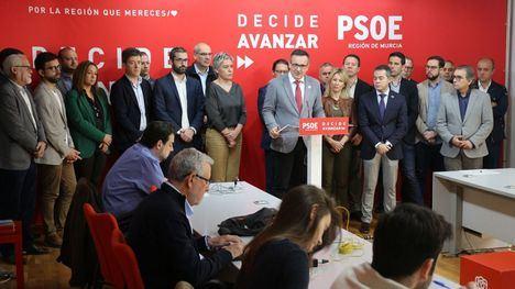VÍDEO Conesa reitera su apoyo a un presupuesto de
