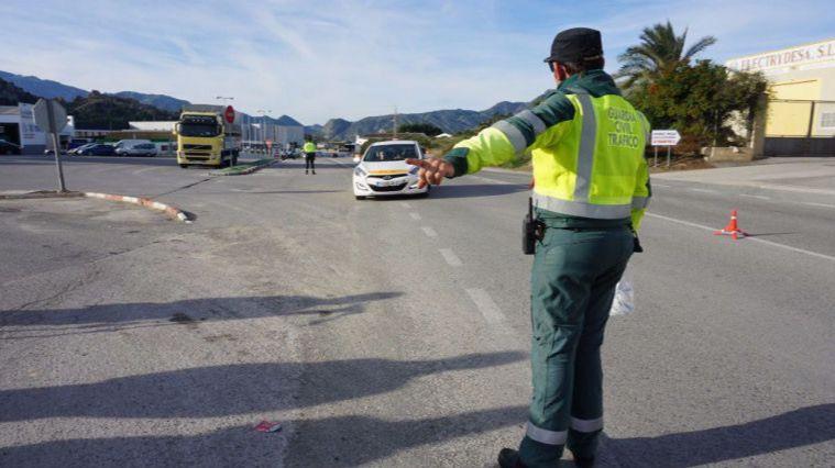 Refuerzo policial en las carreteras por la Semana Santa