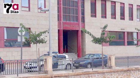 Imagen de los juzgados de Totana.