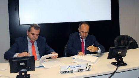 F. Primafrio y UPCT colaboran para fabricar material sanitario