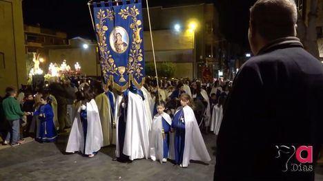 VÍDEO El Miércoles Santo es de Santa María Magdalena