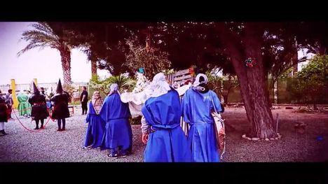 VÍDEO Las Flotas celebra su Semana Santa 2020