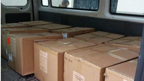 Alhama recibe 8.000 mascarillas para trabajadores
