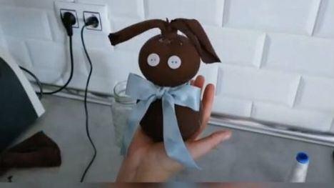 VÍDEO ¿Quieres tener tu propio conejito de Pascua?
