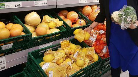 Aumenta un 40% el consumo de alimentos en la Región