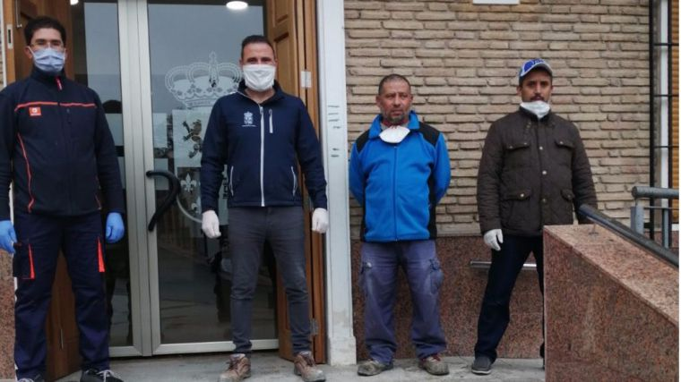 La comunidad musulmana de Librilla dona 1.000 euros