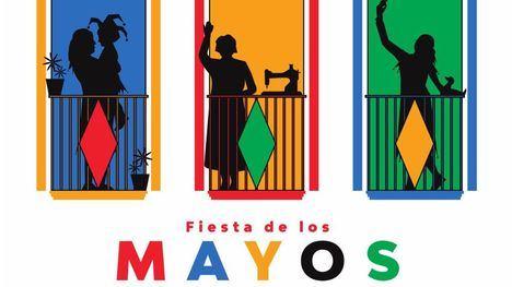Juan García Bermejo, autor del cartel de #LosMayosEnCasa2020