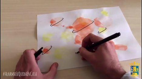 VÍDEO Cómo hacer dibujos divertidos con pompas de jabón