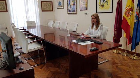 VÍDEO Protección Civil llevará el Bichogüey por las calles de Alhama