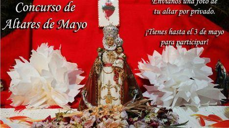 Murcia Devota organiza un concurso de Altares de Mayo
