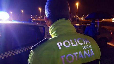 La Policía de Alhama felicita a la de Totana por su colaboración