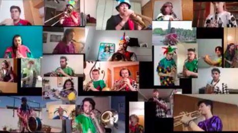 VÍDEO La Agrupación Musical celebra #LosMayosEnCasa2020