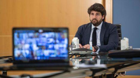 López Miras insiste en medidas