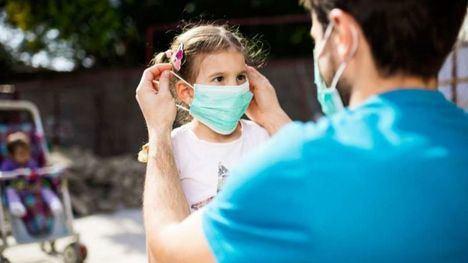 VÍD. El Ayuntamiento repartirá mascarillas a menores de 12 años