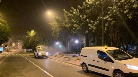 VÍD. El Ayuntamiento intensifica la lucha contra los mosquitos