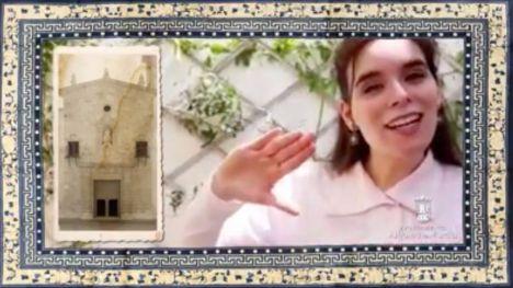 VÍDEO Olivia Vinuegras nos cuenta la historia de la iglesia de San Lázaro